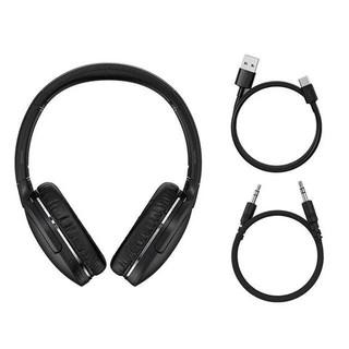 [Mã ELMSBC giảm 8% đơn 300k] Tai nghe chụp tai không dây cao cấp Baseus Encok Wireless headphone D02 Pro