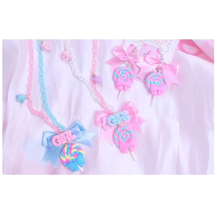 dây chuyền phong cách lolita - 21772690 , 2587750922 , 322_2587750922 , 187600 , day-chuyen-phong-cach-lolita-322_2587750922 , shopee.vn , dây chuyền phong cách lolita