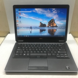 Máy laptop Dell Latitude E7440 Intel Core i5-4310U 2.0GHz, 4gb ram, 240gb ssd, 14 inch, Máy đẹp , Giá tốt – Hàng đẹp