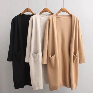 Áo cardigan dáng dài CỰC HOT