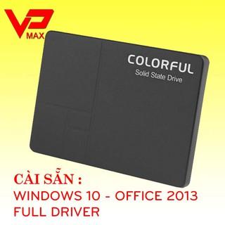 Ổ cứng SSD Seagate Colorful KingFast 120GB – 240GB dùng cho laptop máy tính bảo hành 3 năm