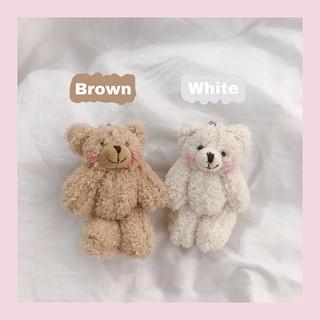 Móc khoá gấu bông treo Cặp Balo - BaloGigo thumbnail
