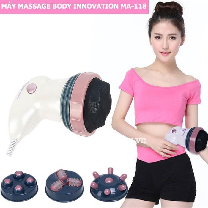 Máy Massage Cầm Tay Body Innovation | Máy Massage Cầm Tay - 3210889 , 1281475637 , 322_1281475637 , 265000 , May-Massage-Cam-Tay-Body-Innovation-May-Massage-Cam-Tay-322_1281475637 , shopee.vn , Máy Massage Cầm Tay Body Innovation | Máy Massage Cầm Tay