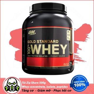 [Sample Dùng Thử] Sữa tăng cơ bắp ON Gold Stard 100% Whey 500gram - TPBS Optimum Nutrition thumbnail