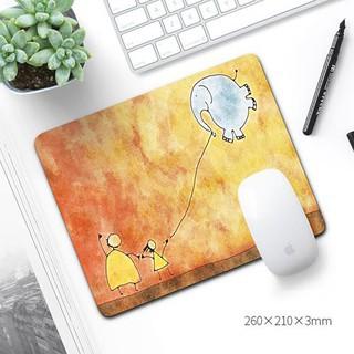 Miếng lót chuột hình hoạt hình xinh xắn