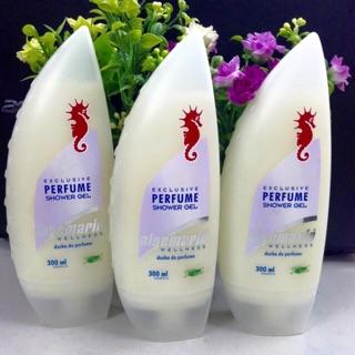 Sữa Tắm Cá Ngựa Thơm Ngọt, Mịn Da Của Đức 300ml thumbnail