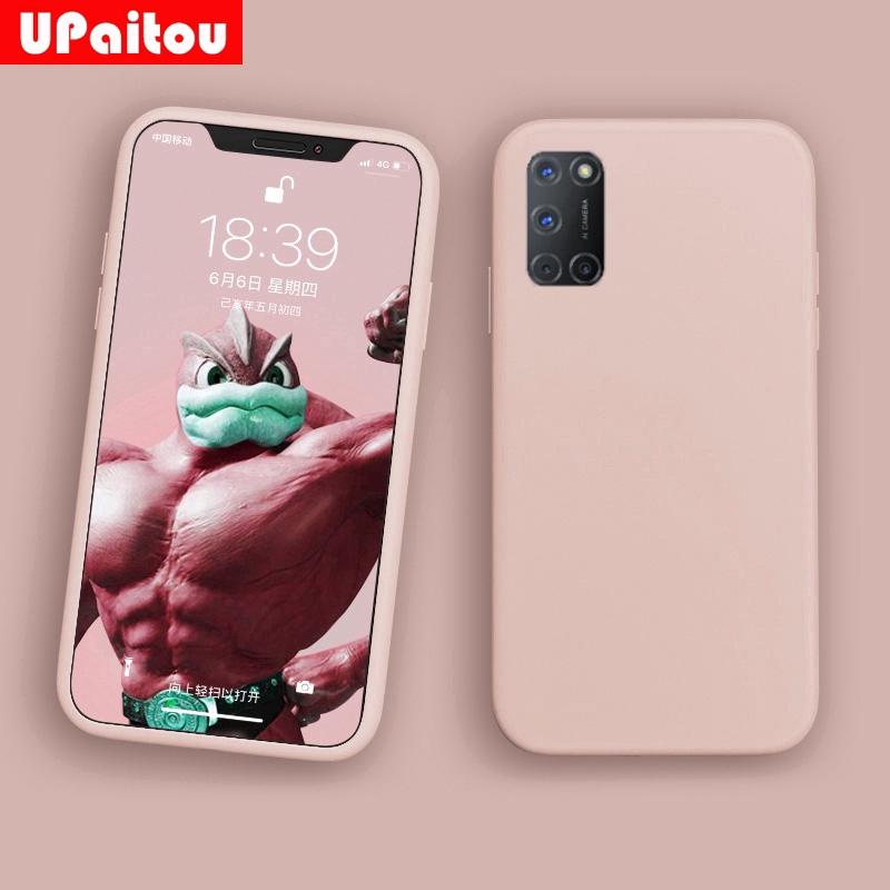 Ốp điện thoại silicon dẻo cho OPPO A92 A52 A31 2020 A91 A9 A5 2020