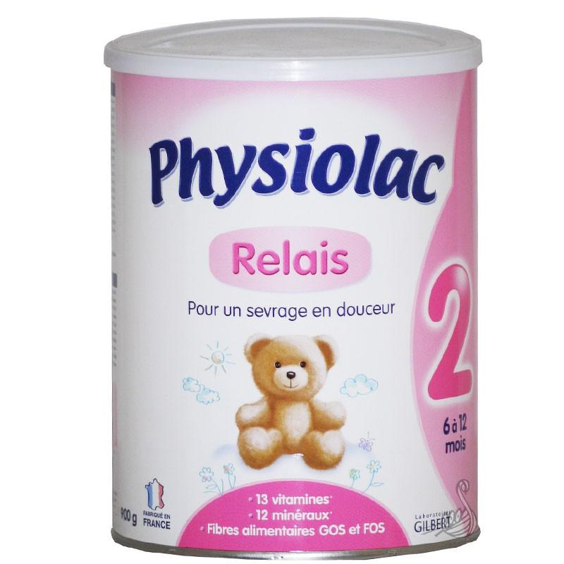 Sữa bột Physiolac số 2 900g (6-12m) - 2571837 , 30028564 , 322_30028564 , 398000 , Sua-bot-Physiolac-so-2-900g-6-12m-322_30028564 , shopee.vn , Sữa bột Physiolac số 2 900g (6-12m)