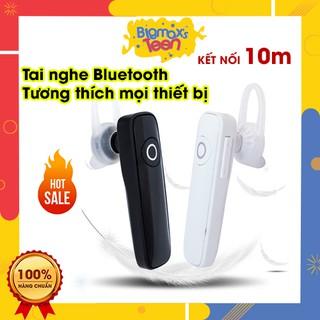 [NGHE HAY- GIÁ RẺ] Tai nghe Bluetooth B01 nghe nhạc có micro đàm thoại, siêu bền, nghe cực hay