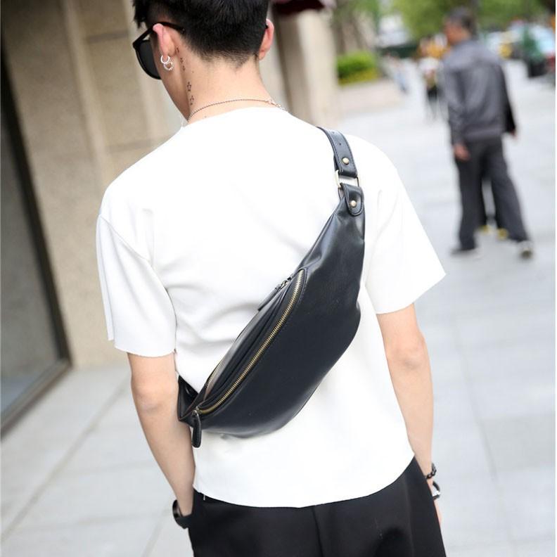 Túi Bao Tử Đeo Chéo bằng Da PU Cao Cấp - TC01
