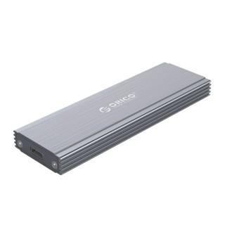 Box ổ cứng SSD M2 NVMe SATA Orico PRM2 PRM2F-C3 Chuyển SSD M.2 PCIe NGFF to USB Type-C làm ổ cứng di động thumbnail