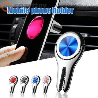 Stylish Multifunctional Car Air Outlet Phone Holder With Clip Mobile Phone Bracket