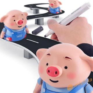 Bộ đồ chơi rô bốt hình heo Peppa có nhạc vui nhộn dành cho trẻ