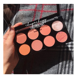 Makeup Revolution Ultra Blush Palette - Sugar and Spice Hot Spice thumbnail
