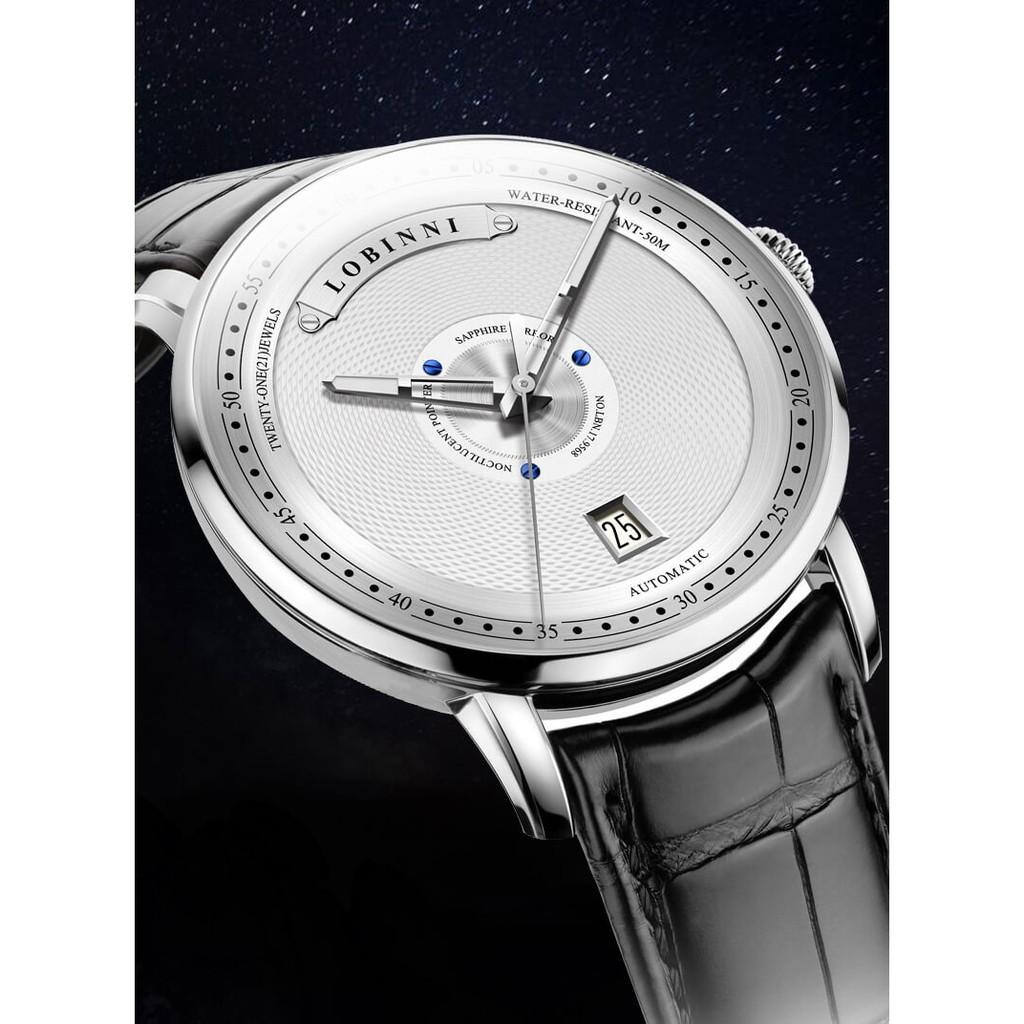 Đồng hồ nam Lobinni No.1602-2