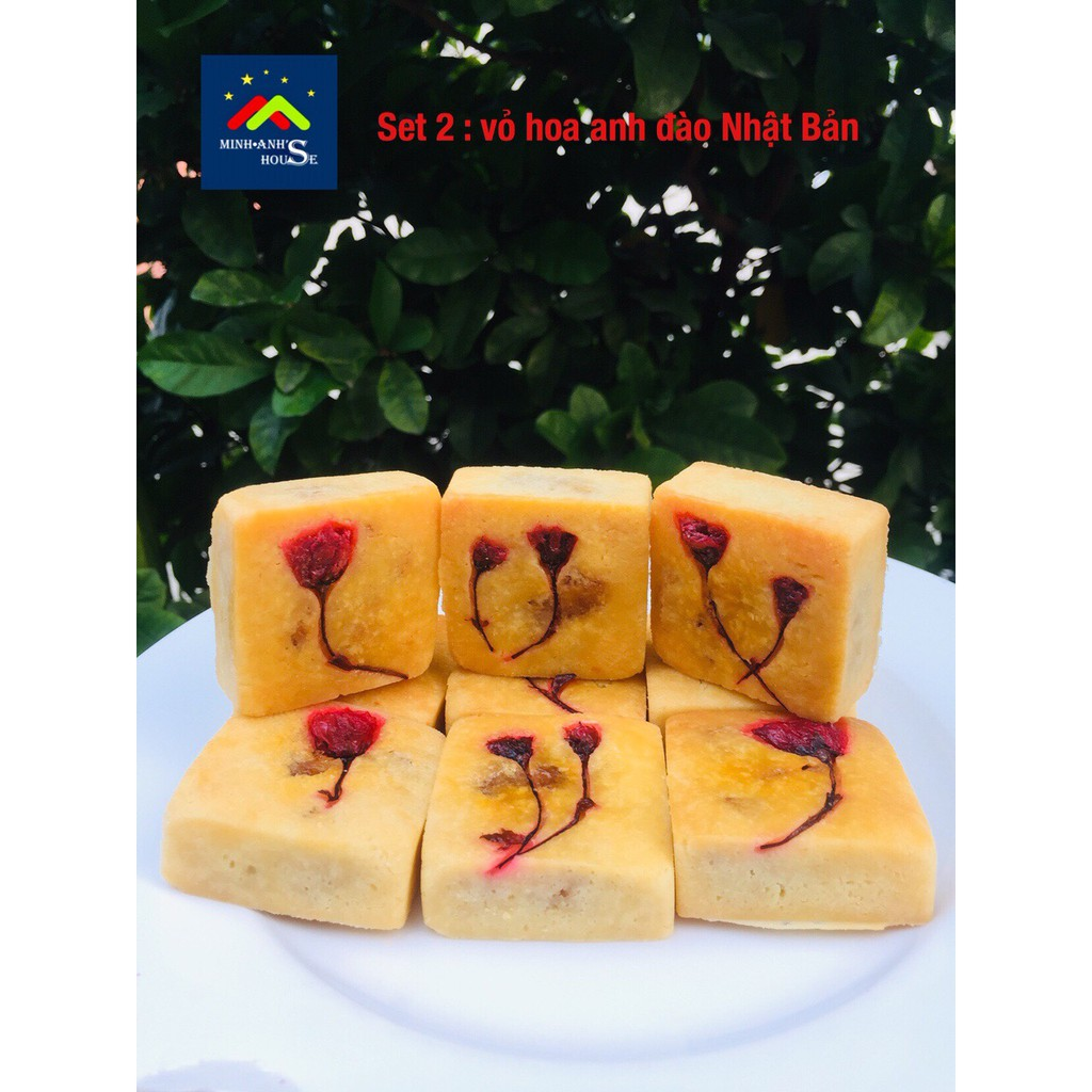 Bánh dứa Đài Loan handmade
