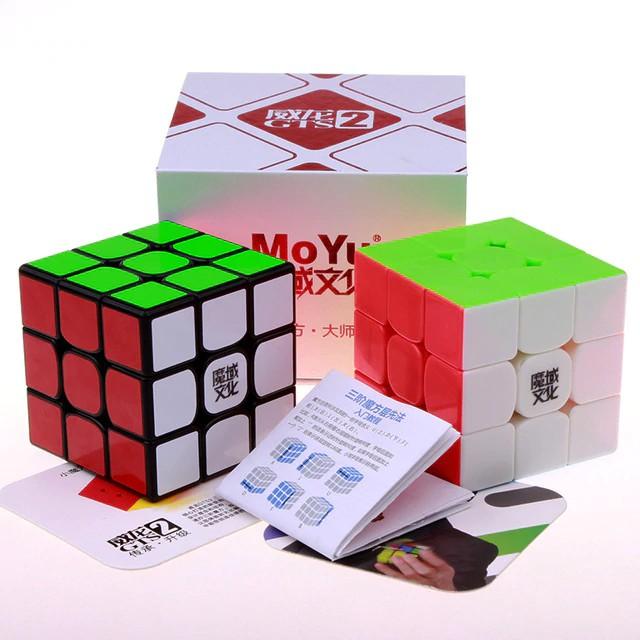 Rubik 3×3 Moyu Weilong GTS V2 GTS2 3x3x3