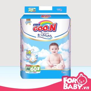 [TP.HCM] Tã Dán Quần Goon Premium M60, L50, XL50, M60, L48, XL42, XXL34, XXXL26 thumbnail