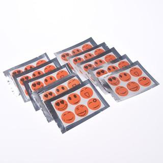 adore 60Pcs/Set Mosquiot Repellent Sticker Smiling Face Citronella Oil Mosquito Killer craving
