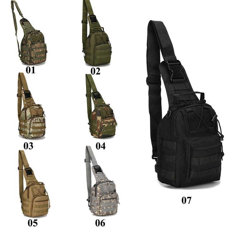 Túi đeo chéo họa tiết rằn ri kiểu quân đội thời trang cho nam