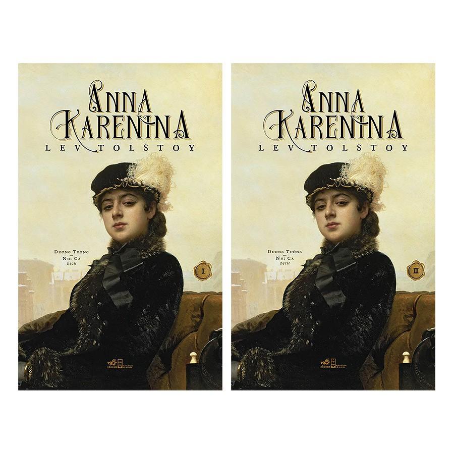Sách - Anna Karenina - Lev Tolstoy