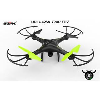 Flycam UDI U42W 720P WiFi FPV – Nhãn hiệu flycam được ưa chuộng hàng đầu tại Mỹ!