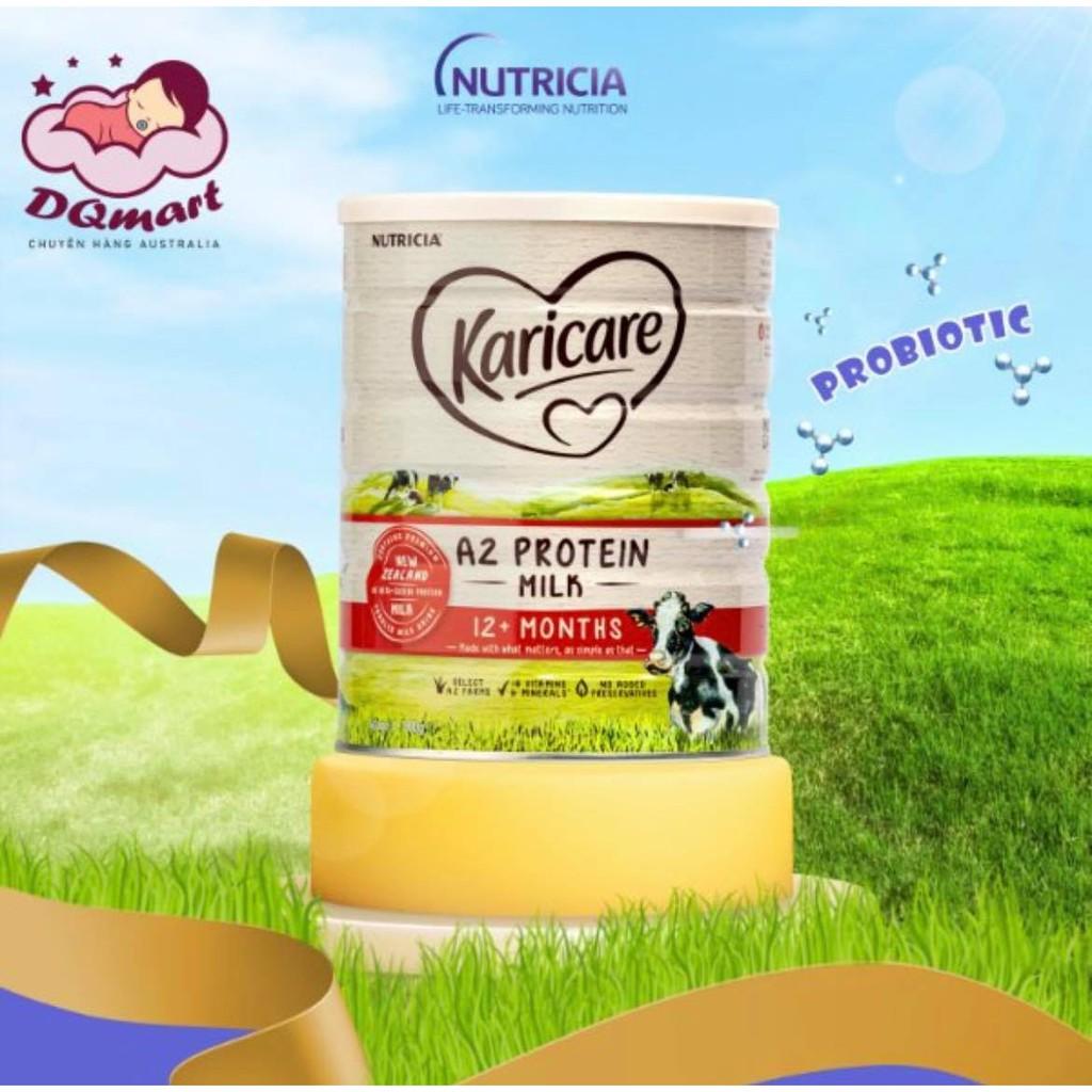 Sữa Karicare A2 Úc 900 Gram Đủ Số 1,2,3 Date Tháng 5/2022