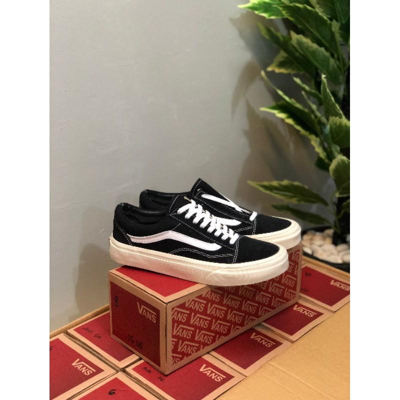 Giày Sneakers Vans Old Skool Og Thời Trang Cá Tính Cho Nam Nữ