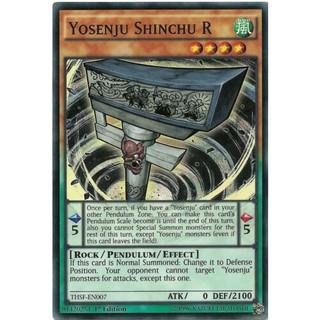 THẺ BÀI YUGIOH [ US ] Yosenju Shinchu R