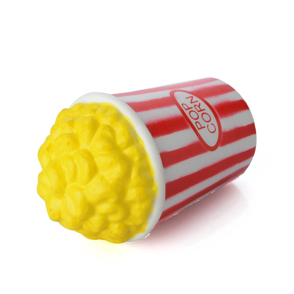 Popcorn Charms Squishy Squeeze Stress Relief Kids Toy