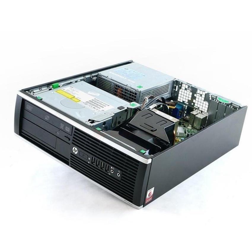 Case máy tính để bàn HP Compaq 6300 SFF CPU i5-3470 Ram 8GB SSD 120GB+ HDD 500GB Tặng USB thu Wifi, Bảo hành 12 tháng