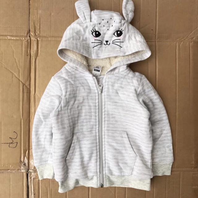Combo 10 áo tai mèo lót lông cừu cho bé - 3450409 , 1259252497 , 322_1259252497 , 1250000 , Combo-10-ao-tai-meo-lot-long-cuu-cho-be-322_1259252497 , shopee.vn , Combo 10 áo tai mèo lót lông cừu cho bé