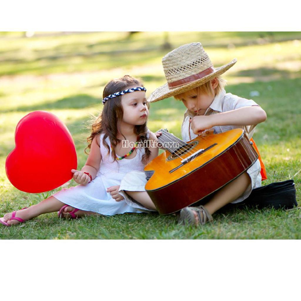❤COD Kids Baby Mini Wisdom Development Simulation Ukulele Guitar Music Toy