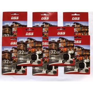 Thẻ Nhớ Điện Thoại_Camera 32G chính hãng – Thẻ nhớ Micro SD 32GB DSS