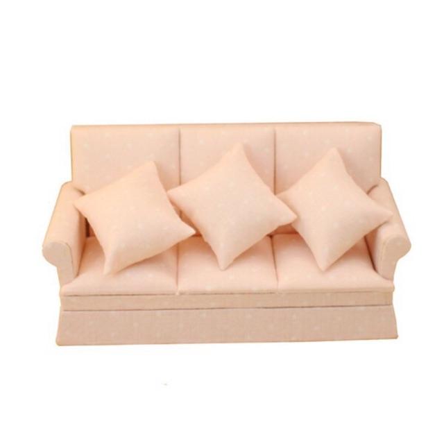 Ghế sofa nội thất nhà búp bê