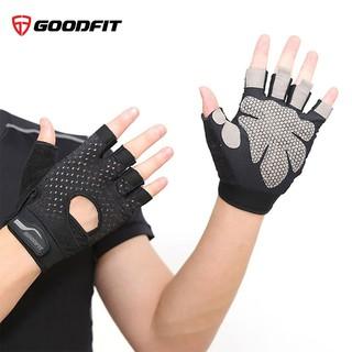 Găng tay tập gym nam nữ cao cấp chính hãng GoodFit GF203G