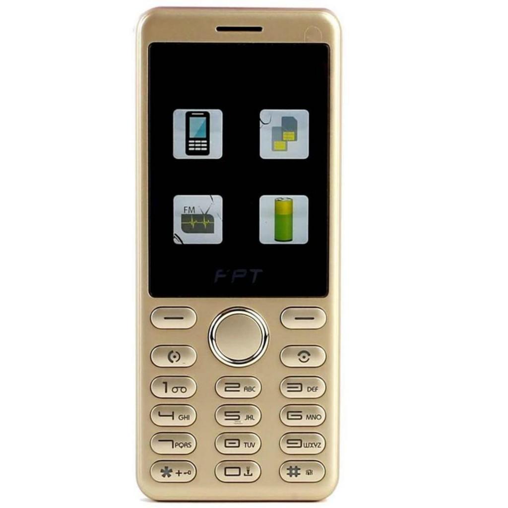 Điện thoại FPT BUK 24 Gold - Chính Hãng