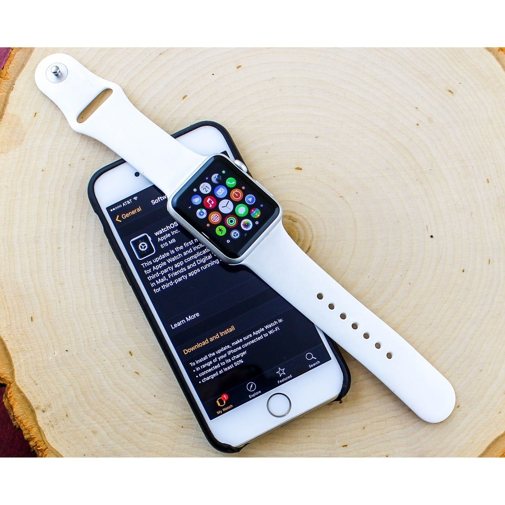 Đồng hồ thông minh T500 Plus kiểu dáng Watch series 5, bản nâng cấp, chống nước - TAMBIGO