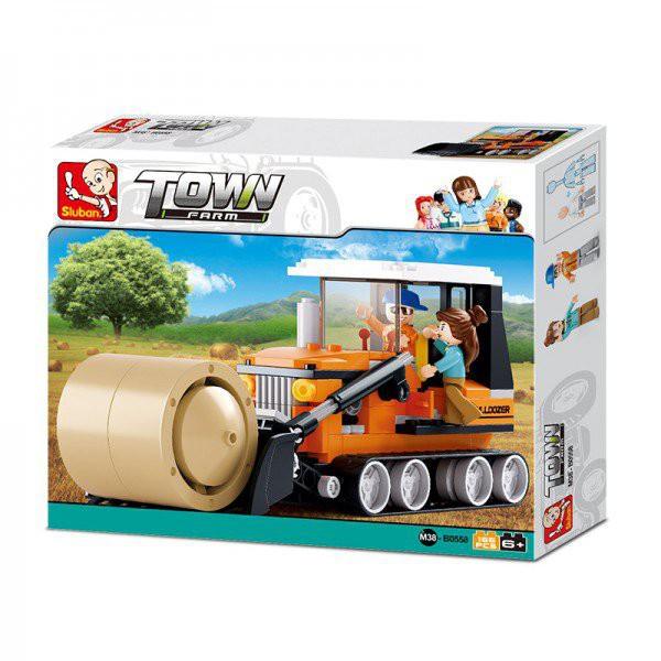 Bộ lắp ráp xe ủi cỏ SLUBAN
