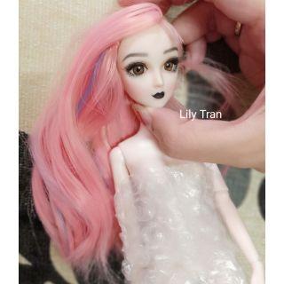 Nhận faceup búp bê Xinyi theo yêu cầu