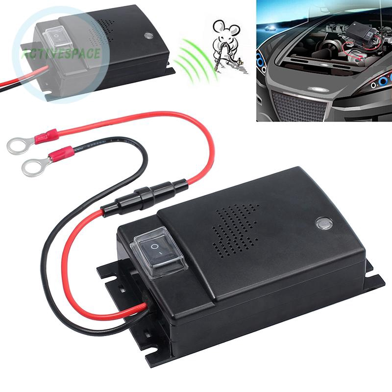 Practical Black Vehicle Ultrasonic Controller Deterrent 9.5*6.5*2.7cm Auto Interference Frequency Conversion Repeller - 22934852 , 7309584757 , 322_7309584757 , 466000 , Practical-Black-Vehicle-Ultrasonic-Controller-Deterrent-9.56.52.7cm-Auto-Interference-Frequency-Conversion-Repeller-322_7309584757 , shopee.vn , Practical Black Vehicle Ultrasonic Controller Deterrent