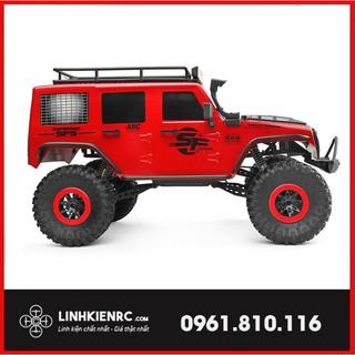Xe Ô Tô Địa Hình Jeep WLToys 104311 Siêu Lớn Tỷ Lệ 1:10 – 4WD – Thời Gian Chạy 30 Phút