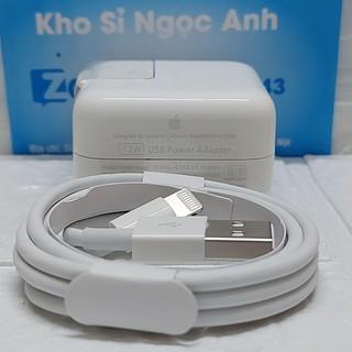 [ HÀNG CHÍNH HÃNG ] Củ Sạc Ipad chính hãng Apple 12w - BH 12 tháng thumbnail