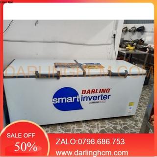 Tủ đông không đóng tuyết darling 1000L smart inverter dmf-9779asi