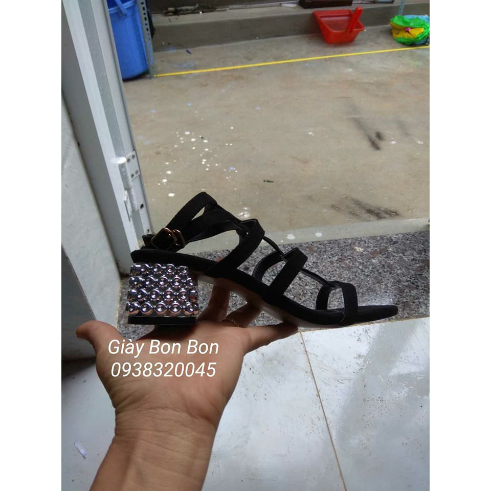 Giày sandal dây gót bạc 5cm hàng công ty - 2523923 , 682362307 , 322_682362307 , 349000 , Giay-sandal-day-got-bac-5cm-hang-cong-ty-322_682362307 , shopee.vn , Giày sandal dây gót bạc 5cm hàng công ty