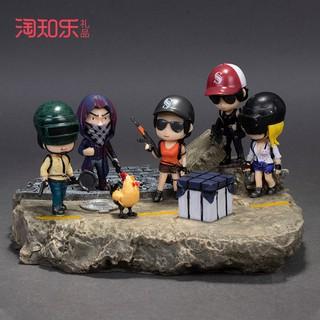 Mô Hình Nhân Vật Game/phim Anime