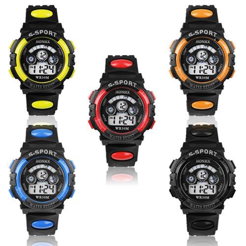 Đồng hồ đeo tay kiểu dáng thể thao năng động và thời trang cho nam