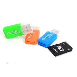 Đầu Đọc Thẻ Nhớ Micro SD Nhựa