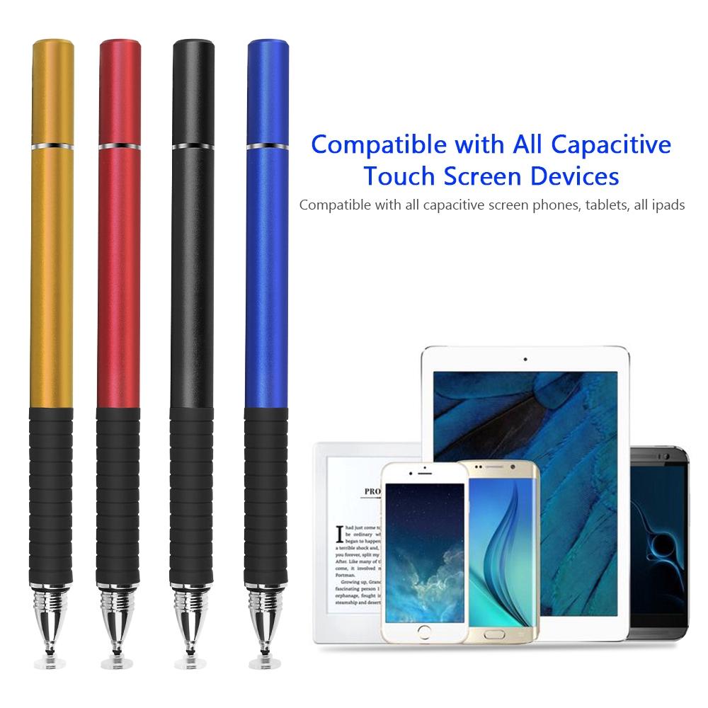 Bút Cảm Ứng 2 Trong 1 Cho Máy Tính Bảng Ipad Iphone Huawei Stylus Xiaomi GOOJODOQ