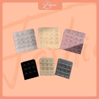 Khuy Cài Nối Áo Lót - Nới Áo Ngực bầu dễ dùng, dễ cài tiện lợi sản phẩm của LAMME thumbnail